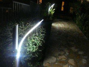 Illuminazione Vialetti con Illuminazione a LED per esterni di Design