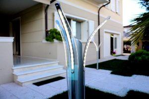 Illuminazione Esterna di Ville e Giardini a Luce LED