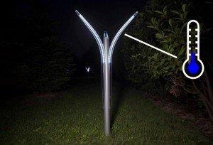 Illuminazione Giardino : Tecnologia LED Freddo