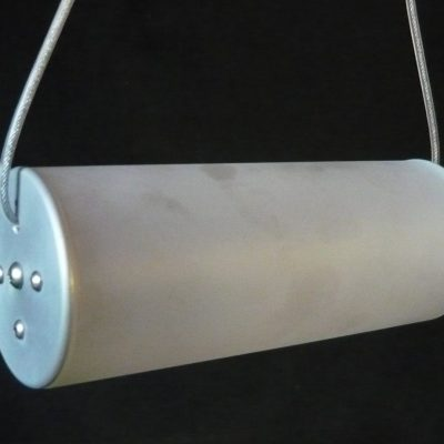 Lampadari Sospesi Moderni: Tesata LED a Binario