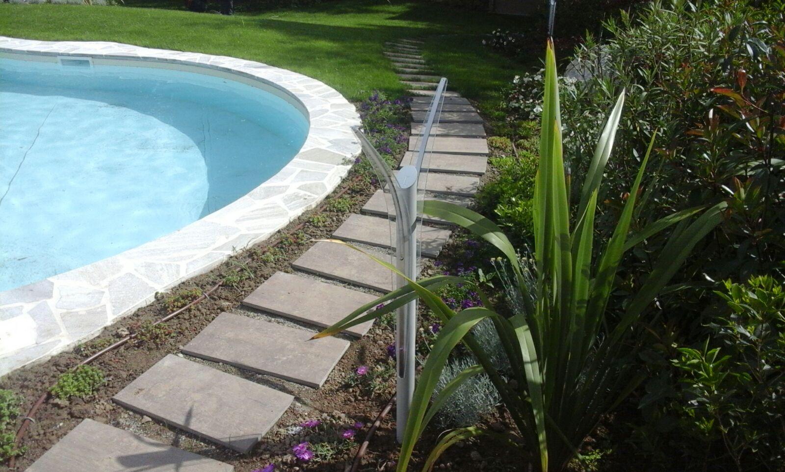 Lampade da giardino a led minimalism ii illuminazione giardino