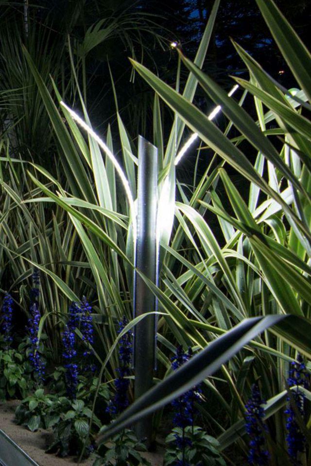 Lampade da giardino a led 800 lumen minimalism ii for Illuminazione da giardino a led
