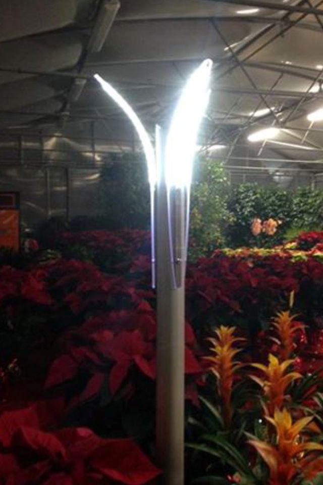 Lampioncini da giardino design illuminazione giardino for Lampioni da giardino a led