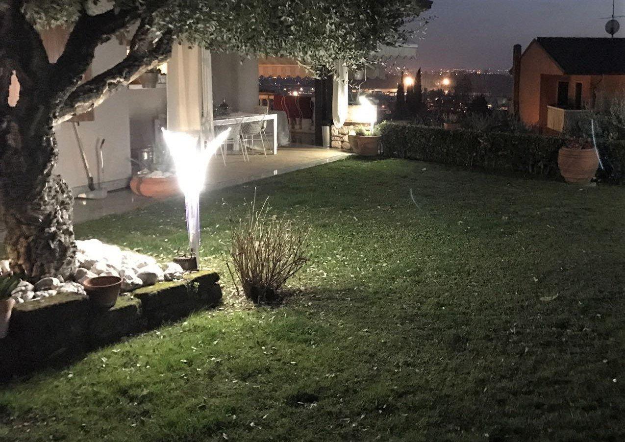 Lampioni da giardino idee - Lampioni giardino ...