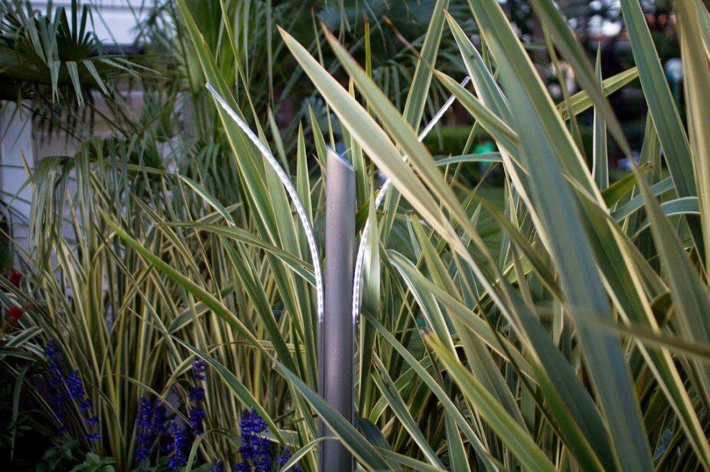 Lampade da giardino a led lumen minimalism ii