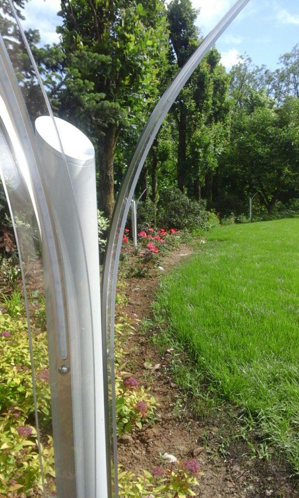 Lampioni da giardino a led con design moderni - Lampioni da esterno moderni ...