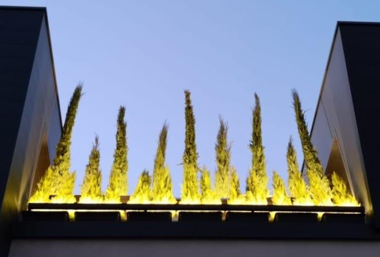 Illuminazione Terrazzo E Balconi Illuminazione Giardino