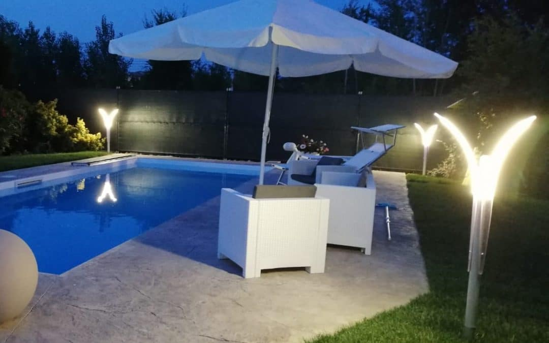 Idee strepitose per Illuminazione Piscine LED ...